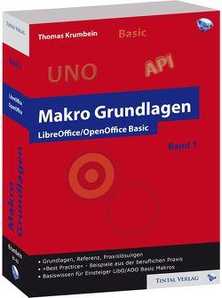 Makro Grundlagen – Band 1 von Krumbein,  Thomas
