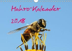 Makro-Kalender 2018 (Wandkalender 2018 DIN A4 quer) von Witkowski,  Bernd