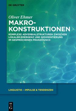 Makrokonstruktionen von Ehmer,  Oliver