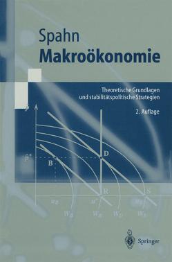 Makroökonomie von Spahn,  Heinz-Peter