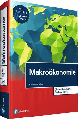 Makroökonomie von Blanchard,  Olivier, Illing,  Gerhard