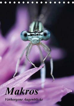 Makros – Verborgene Augenblicke (Tischkalender 2018 DIN A5 hoch) von Hruschka Photography,  Michael
