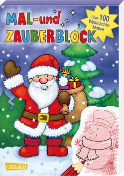 Mal- und Zauberblock: Weihnachten von Dolinger,  Igor, Leintz,  Laura