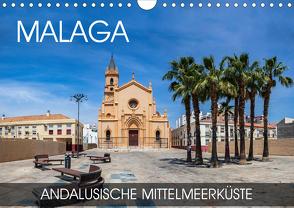 Malaga – andalusische Mittelmeerküste (Wandkalender 2020 DIN A4 quer) von Thoermer,  Val