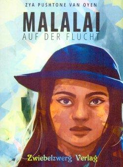 Malalai auf der Flucht von Pushtone van Oyen,  Zya