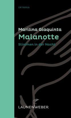 Malanotte von Giaquinta,  Marilina, Pumhösel,  Barbara