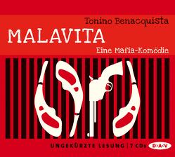 Malavita von Benacquista,  Tonino, Fell,  Herbert, Piedesack,  Gordon