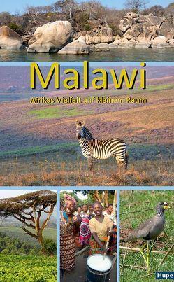 Malawi von Hupe,  Ilona, Vachal,  Manfred