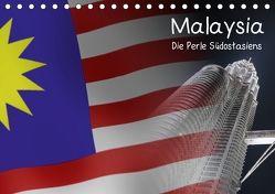 Malaysia – Die Perle Südostasiens (Tischkalender 2018 DIN A5 quer) von Kulla,  Alexander