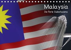 Malaysia – Die Perle Südostasiens (Tischkalender 2019 DIN A5 quer) von Kulla,  Alexander