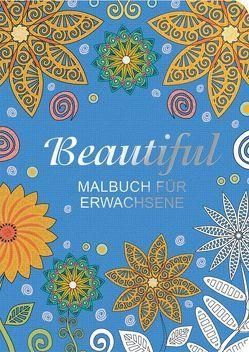 Malen und entspannen: Beautiful von Jotter