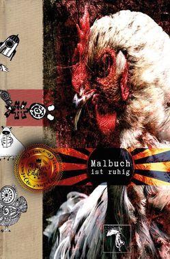Malbuch ist ruhig. Deluxe Edition von Ableev,  Daniel, Kassem,  Sarah