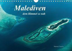 Malediven – dem Himmel so nah (Wandkalender 2018 DIN A4 quer) von cmarits,  hannes
