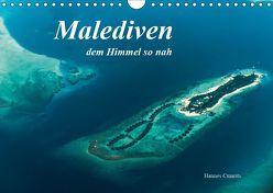 Malediven – dem Himmel so nah (Wandkalender 2019 DIN A4 quer) von cmarits,  hannes