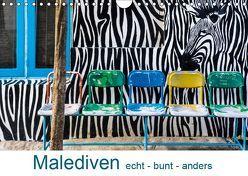Malediven – echt – bunt – anders (Wandkalender 2019 DIN A4 quer) von Blome,  Dietmar