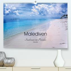 Malediven – Inseltraum im Paradies (Premium, hochwertiger DIN A2 Wandkalender 2020, Kunstdruck in Hochglanz) von Klar,  Diana