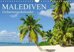 Malediven (Wandkalender 2019 DIN A4 quer) von Stanzer,  Elisabeth