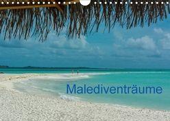 Malediventräume (Wandkalender 2018 DIN A4 quer) von Blome,  Dietmar