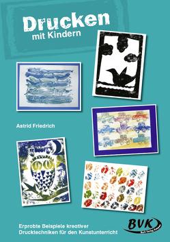 Malen lernen mit Kindern Band 3 von Friedrich,  Astrid