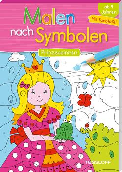Malen nach Symbolen. Prinzessinnen von Schmidt,  Sandra