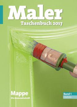 Maler-Taschenbuch 2017 von Mappe