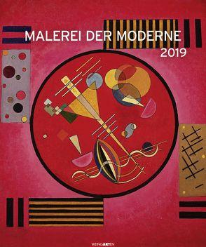 Malerei der Moderne – Kalender 2019 von Weingarten