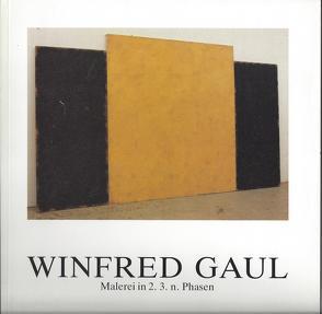 Malerei in 2. 3. n. Phasen von Bergmann,  Olaf, Gaul,  Winfried, Rosenow,  Rainer, Weichardt,  Jürgen