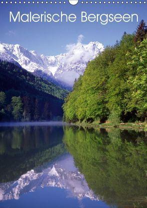 Malerische Bergseen (Wandkalender 2018 DIN A3 hoch) von Reupert,  Lothar