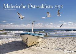 Malerische Ostseeküste 2018