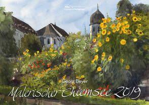 Malerischer Chiemsee 2019 von Beyer,  Georg