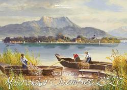 Malerischer Chiemsee 2020 von Heyden,  Curd