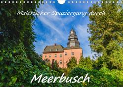 Malerischer Spaziergang durch Meerbusch (Wandkalender 2020 DIN A4 quer) von Hackstein,  Bettina