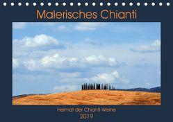 Malerisches Chianti (Tischkalender 2019 DIN A5 quer) von Thauwald,  Pia