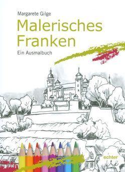 Malerisches Franken von Gilge,  Margarete