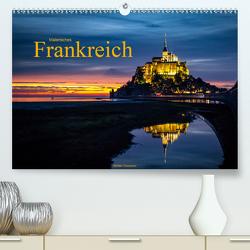 Malerisches Frankreich (Premium, hochwertiger DIN A2 Wandkalender 2021, Kunstdruck in Hochglanz) von Vossemer,  Stefan
