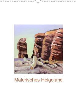 Malerisches Helgoland (Wandkalender 2020 DIN A3 hoch) von Pasinski,  Julia