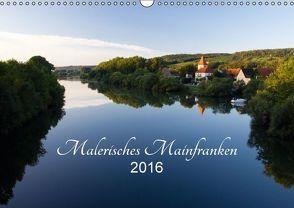 Malerisches Mainfranken (Wandkalender 2016 DIN A3 quer) von Müther,  Volker