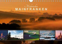 Malerisches Mainfranken (Wandkalender 2019 DIN A4 quer) von Müther,  Volker