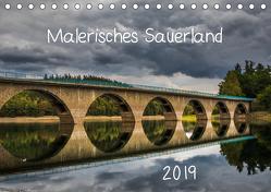 Malerisches Sauerland (Tischkalender 2019 DIN A5 quer) von Rein,  Simone