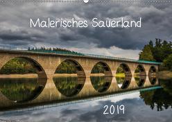 Malerisches Sauerland (Wandkalender 2019 DIN A2 quer) von Rein,  Simone
