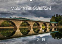 Malerisches Sauerland (Wandkalender 2019 DIN A3 quer) von Rein,  Simone