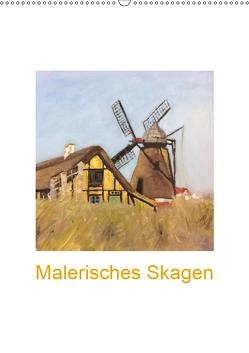 Malerisches Skagen (Wandkalender 2019 DIN A2 hoch) von Pasinski,  Julia