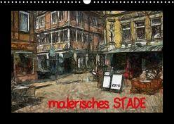 malerisches STADE (Wandkalender 2018 DIN A3 quer) von URSfoto,  k.A.