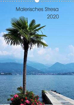 Malerisches Stresa (Wandkalender 2020 DIN A3 hoch) von Konkel,  Christine