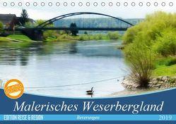 Malerisches Weserbergland – Beverungen (Tischkalender 2019 DIN A5 quer) von Teßen,  Sonja