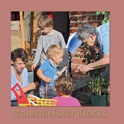 Malermeister Klecks von Schriffl,  Helmut