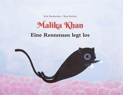 Malika Khan – Eine Rennmaus legt los von Handwerker,  Nele, Richter,  Maxi