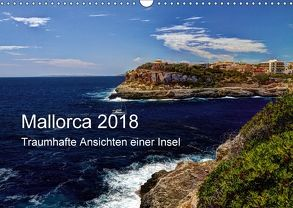Mallorca 2018 – Traumhafte Ansichten einer Insel (Wandkalender 2018 DIN A3 quer) von Seibertz,  Juergen