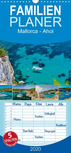 Mallorca – Ahoi – Familienplaner hoch (Wandkalender 2020 , 21 cm x 45 cm, hoch) von Seibertz - mallorca-zuhause.com,  Jürgen