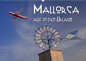 Mallorca – auf in den Urlaub (Wandkalender 2020 DIN A2 quer) von Blume,  Hubertus